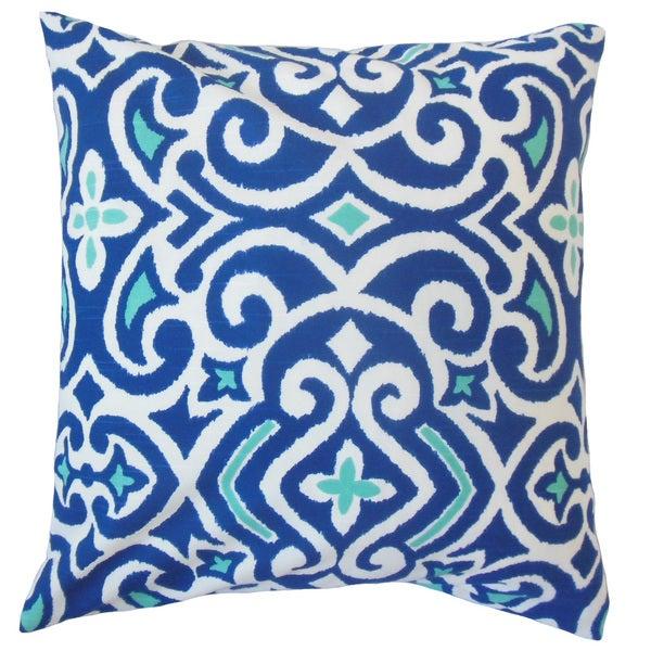 Caraf Damask Throw Pillow Cover