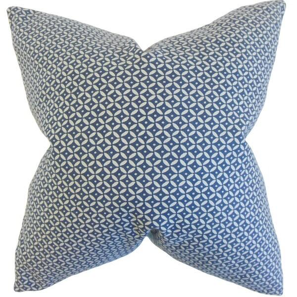 Nima Geometric Throw Pillow Cover