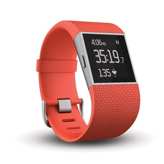 Fitbit Surge Tangerine Large Fitness Superwatch