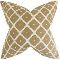 Fallon Geometric Throw Pillow Cover