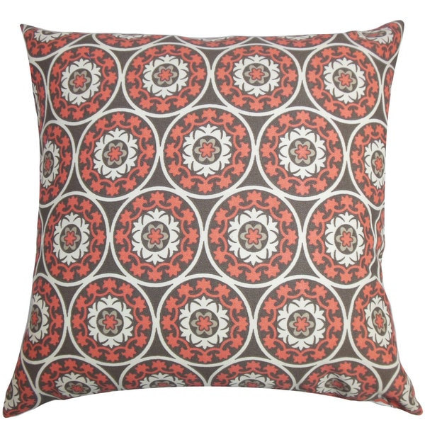 Saburo Geometric Throw Pillow Cover