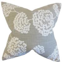 Rafiq Floral Throw Pillow Cover