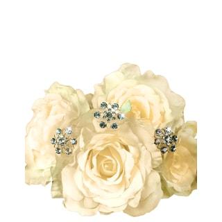 Flower Pin Bouquet Jewelry (Set of 2)