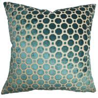 Kostya Geometric Throw Pillow Cover