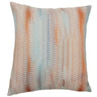 Ngozi Graphic Throw Pillow Cover