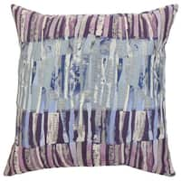 Prunella Stripes Throw Pillow Cover