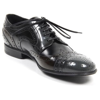 Dolce & Gabbana Men's Derby Shoes Milano CA6047 AP340 8L777