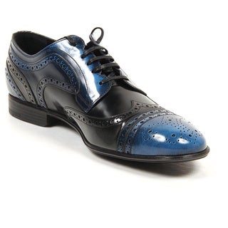 Dolce & Gabbana Men's Derby Shoes Milano CA6047 AP340 8D677