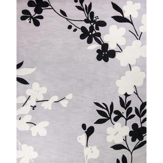 KAS Bali 2826 Silver/Black Tranquility Rug (8' x 10')