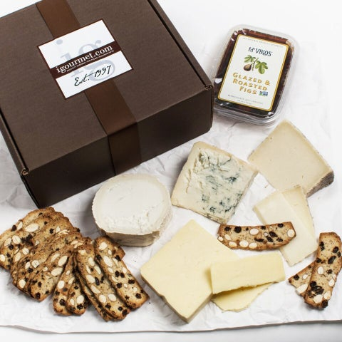 igourmet International Classics Cheese Gift Box