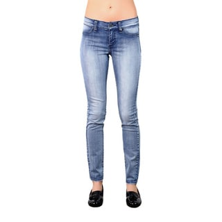 Standards & Practices Women's Parker Light Blue Skinny Jeans