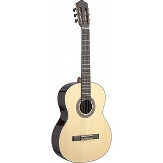 Angel Lopez SAU-S Sauza Series Natural Wood Classical Guitar