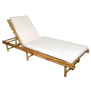 Bamboo Sunbed Lounger (Vietnam)