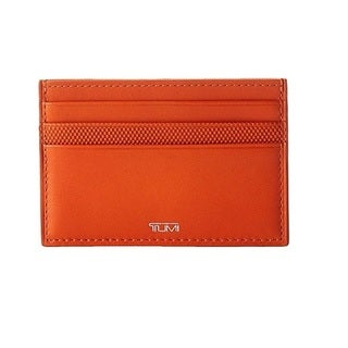 Tumi Women's Prism Sunrise Leather Card Case
