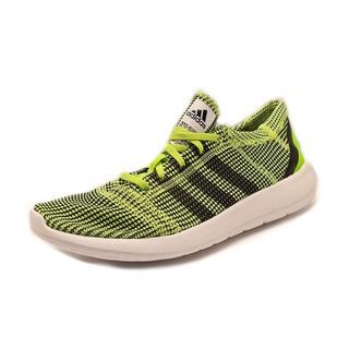 Adidas Women's Element Refine Tricot Fabric Sneaker