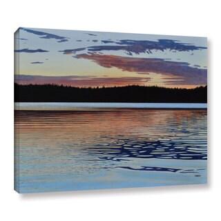 Ken Kirsh's 'Graham Lake ' Gallery Wrapped Canvas