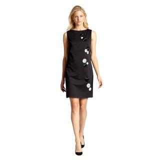 Elie Tahari Women's Alyse Black Dress