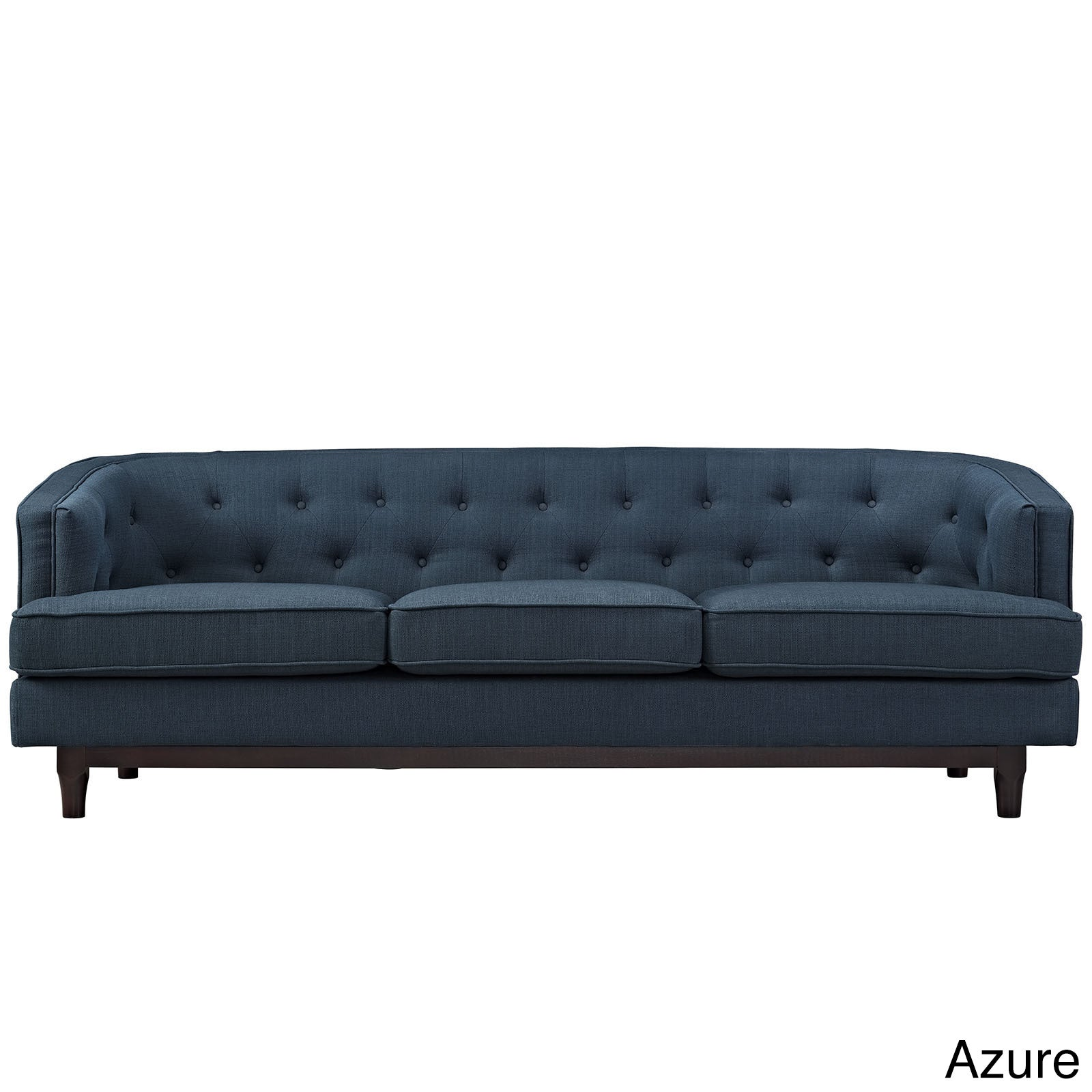 Good Modway Mid Century Modern Tufted Coast Sofa (2 Options Available)