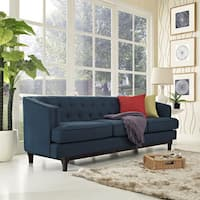 Carson Carrington Nassjo Tufted Sofa