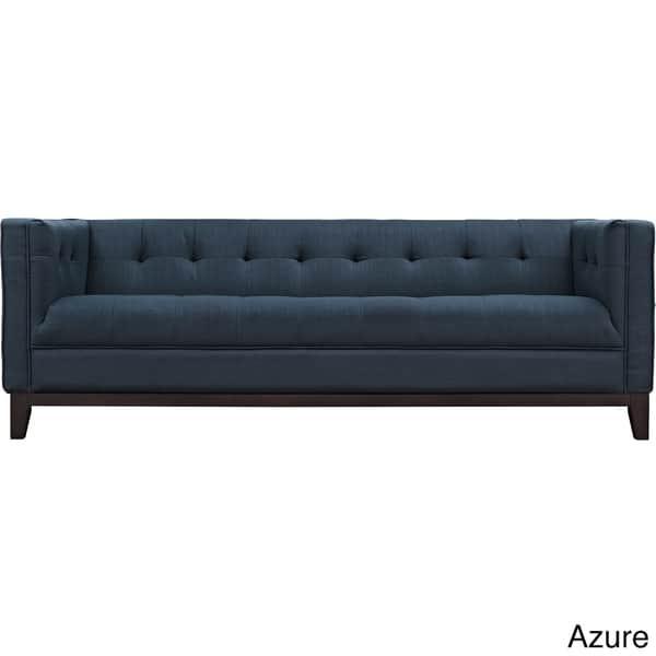 Shop Strick & Bolton Vinnie Mid-century Modern Sofa - On ...