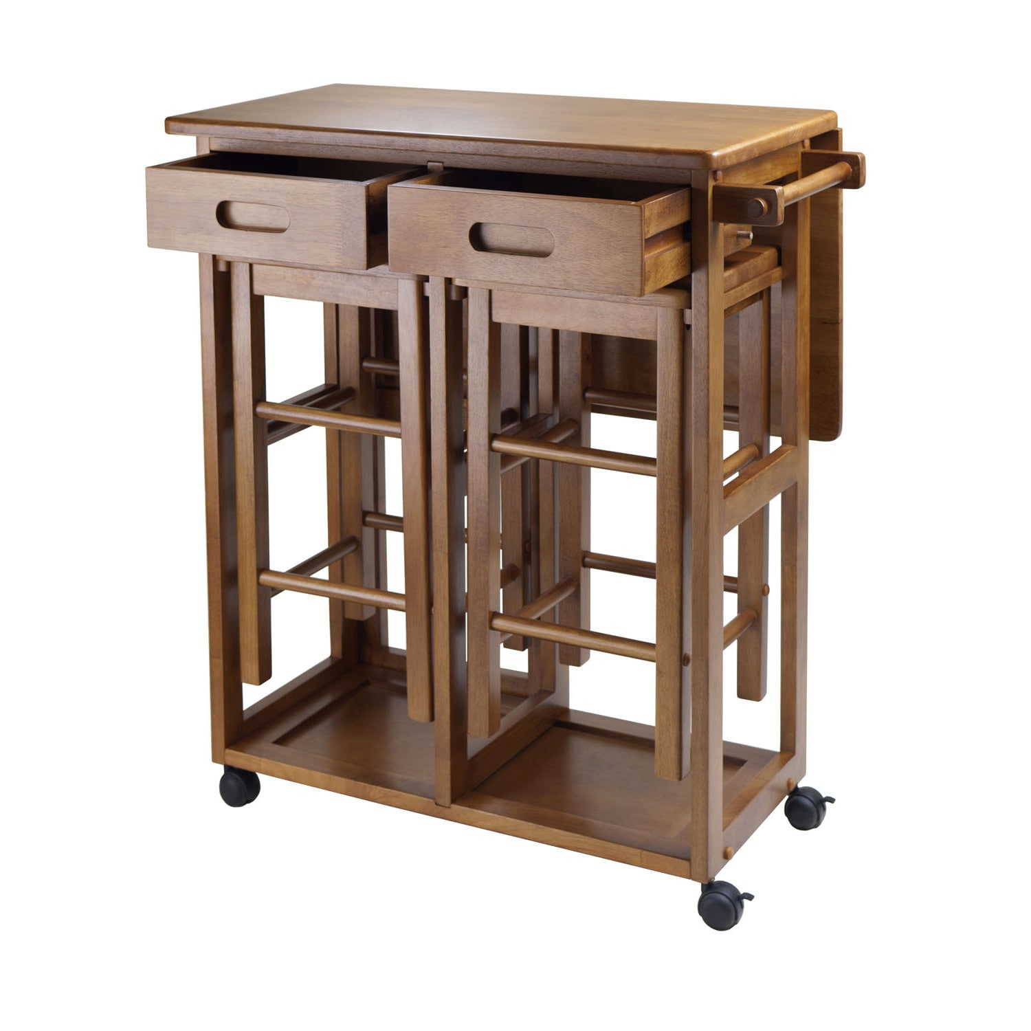 Clean Simple And Versatile This Sj Collection Kitchen Cart Seamlessly Fits Into Any Interior Bring Functionality Your Home