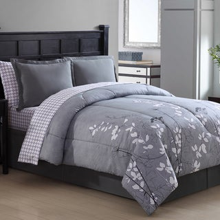 Bainbridge Floral Bed in a Bag Comforter Set