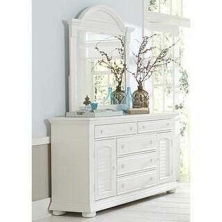 Summer House Oyster White Cottage Dresser