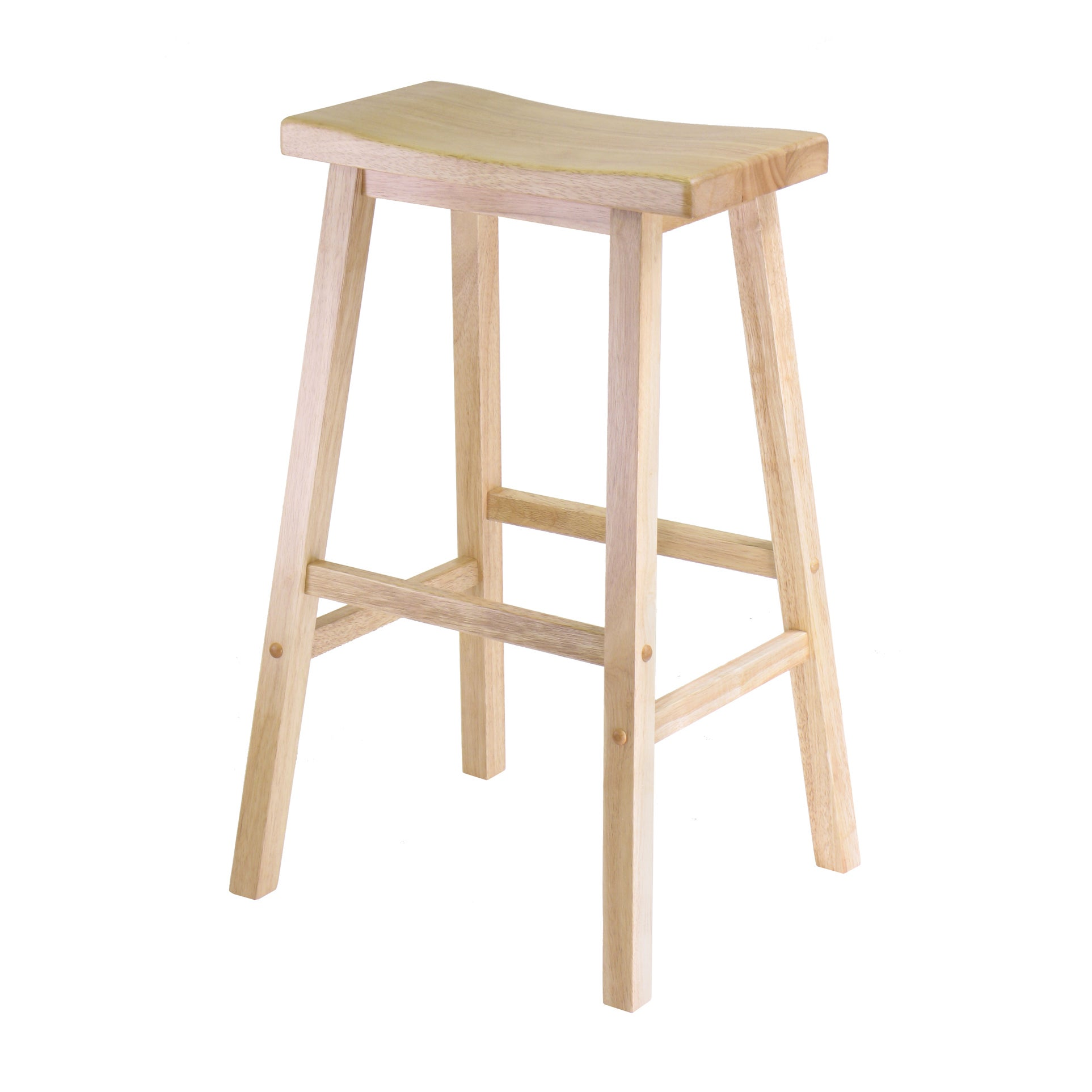 Marvelous Satori 29 Saddle Seat Bar Stool Beech Caraccident5 Cool Chair Designs And Ideas Caraccident5Info