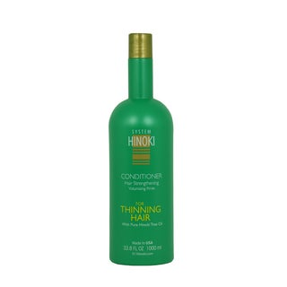 Hayashi System Hinoki 33.8-ounce Conditioner for Thinning Hair