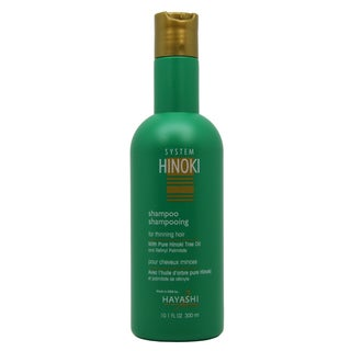 Hayashi System Hinoki 10.1-ounce Shampoo for Thinning Hair