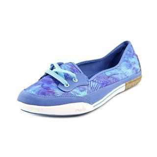 Cushe Women's Vespadrille Basic Textile Sneaker