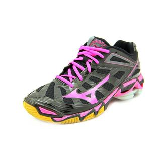 Mizuno Women's Wave Lightning RX3 Black Synthetic Running Shoes