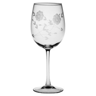 Janet Hand-cut Wine Glass (Set of 4)