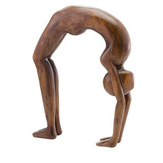 Abstra XL Brown Mahogany Flip Gymnast