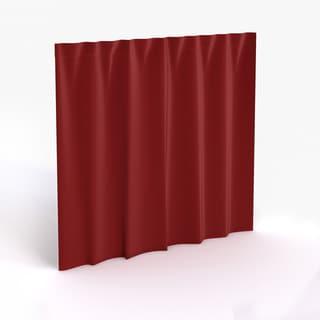 Martex Solid Shower Curtain