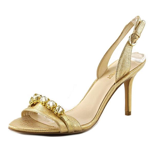Nine West Gold Holiday Dress Shoes