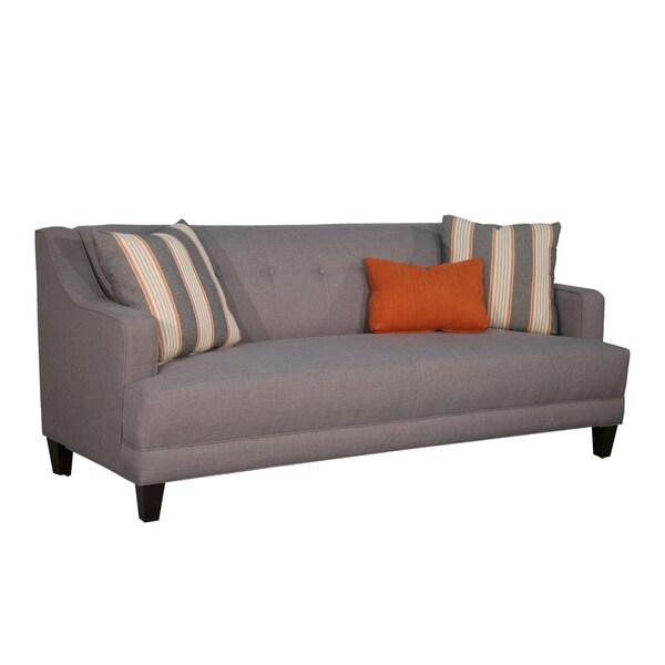 Upper West Grey Fabric Sofa