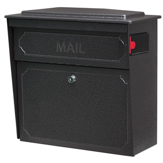 Townhouse MailBoss Locking Security Mailbox