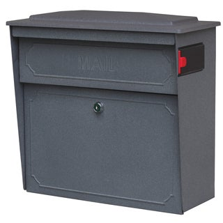 Townhouse MailBoss Wall-mount Locking Security Mailbox