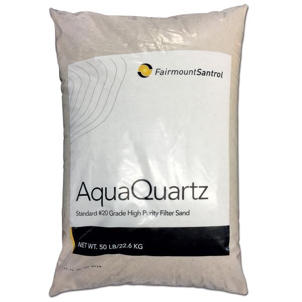 Shop Aquaquartz 20 Grade Silica Pool Filter Sand 50