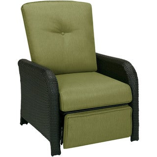 Oliver & James Jauslin Cilantro Outdoor Recliner