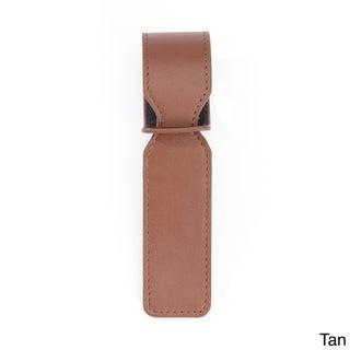 Royce Leather Luxury Luggage Tag (Option: Tan)