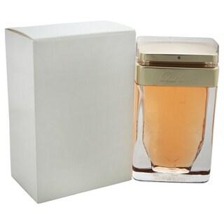 Cartier La Panthere Women's 2.5-ounce Eau de Parfum Spray (Tester)