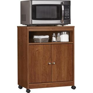 Altra Landry Bank Alder Microwave Cart