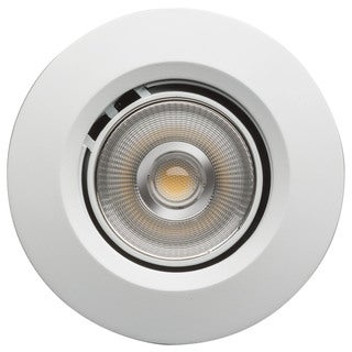 Lithonia Lighting 6IGMW LED 27K 90CRI M6 720 lm 2700K LED 6-inch Matte White iGimbal Module