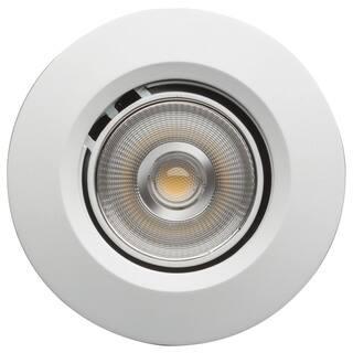 Energy efficient track lighting for less overstock lithonia lighting 6igmw led 27k 90cri m6 720 lm 2700k led 6 inch matte white aloadofball Gallery