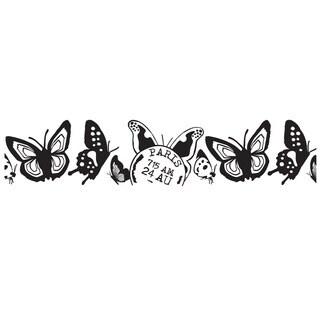 Plus Butterflies Deco Roller Refill