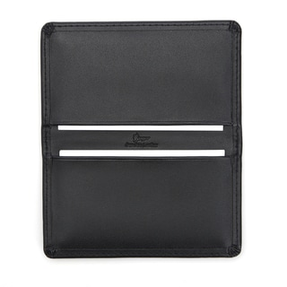 Royce Leather Handcrafted RFID-blocking Business Card Case Wallet