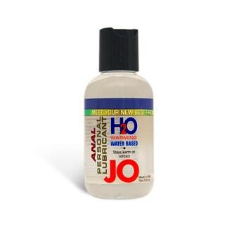 JO Anal H2O Warming Lubricant