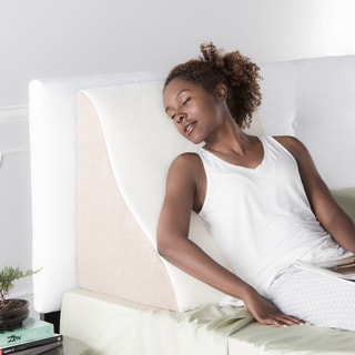Avana Back Rest Lumbar Memory Foam Pillow